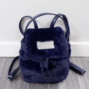 SWAROVSKI LIMITED EDITION FLUFFY MINI BACKPACK 💙
